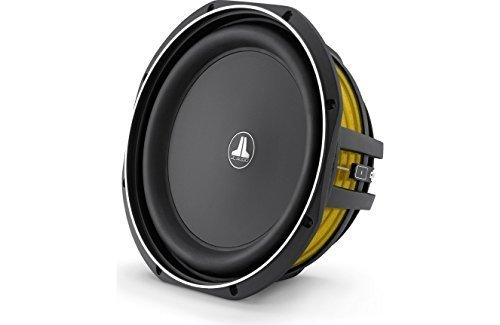 JL Audio 12TW1-2 12″ Shallow-mount 2-ohm Component Subwoofer
