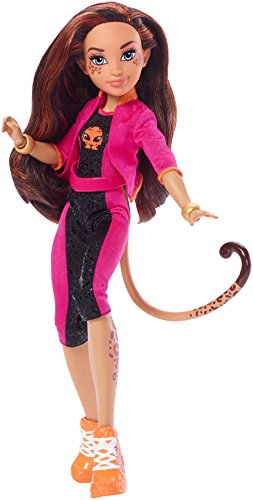(DC Super Hero Girls Cheetah Fashion)