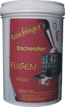 Kachelofen Fugenmasse Bauchinger 100 Verkehrsweiß 0,5kg
