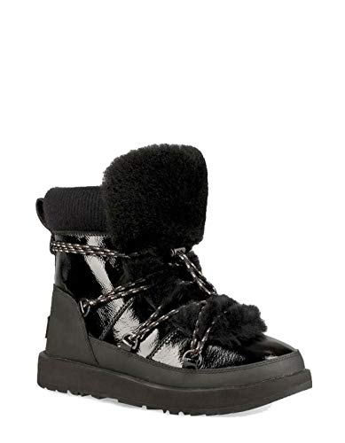 Ugg Highland Ugg Boot Highland Boot Waterproof Ugg Black Black Waterproof Boot Highland Waterproof Black Ugg rqrwWP4OX
