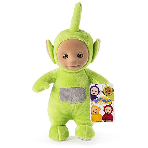 Teletubbies 8″ Talking Dipsy Plush Soft Toy ()