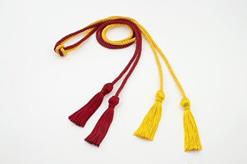 Chi Omega Graduation Cords   Tassel Depot Brand