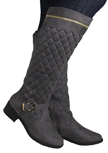 Greta Moda 40 Womens boots Grey Top xOAaw