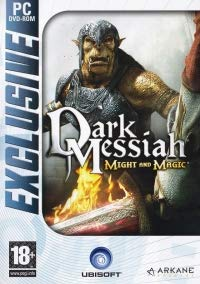 Might & Magic Dark Messiah PC Game - Summon your anger Deliver your -