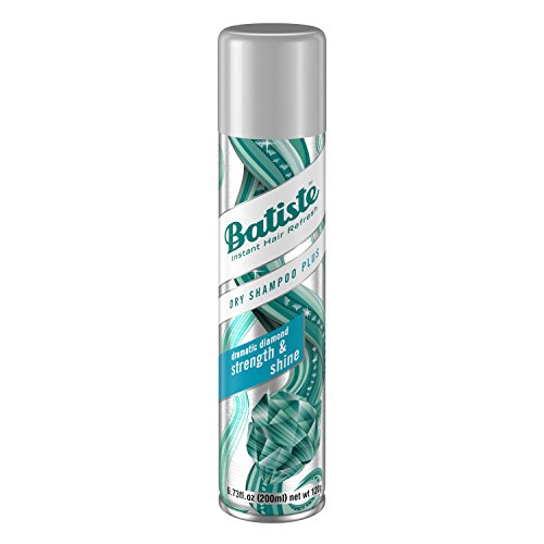 Batiste Dry Shampoo, Strength and Shine, 6.73 Ounce