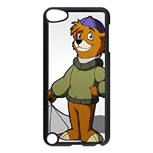 iPod Touch 5 Case Black Disney TaleSpin Character Kit Cloudkicker Ypmup