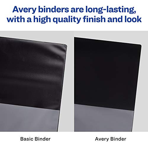 Avery Durable View Binders with EZD Rings by Avery (Image #6)