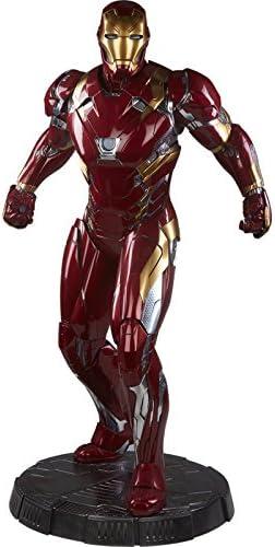 7/'/' Avengers Infinity Captain Civil War Iron Man Mark 46 Action Figure PVC Toy