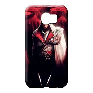 samsung galaxy s6 edge covers protection Hard Eco-friendly Packaging phone cover case assassins creed