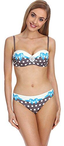 Merry Style Bikini Conjunto para mujer N3 23 WB Patrón-162