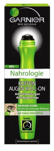 Garnier Nahrologie Koffein Augen Roll-On ,15 ml