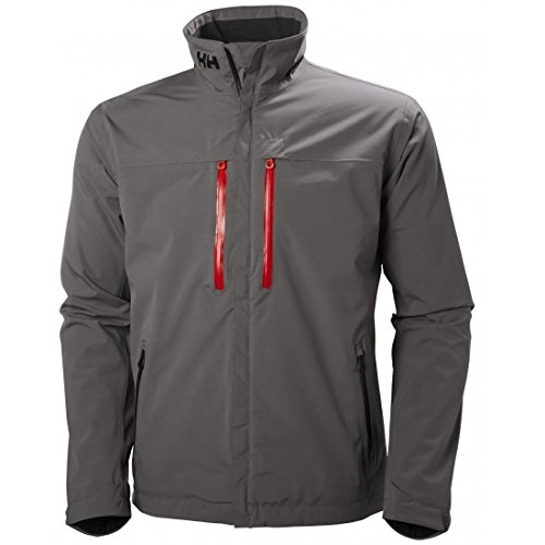 2017 Helly Hansen Crew H2Flow Jacket DARK GULL GREY 33873
