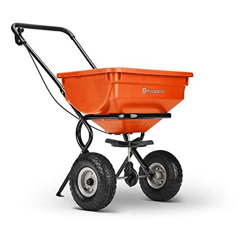Husqvarna 588182902 Capacity Tow Behind Broadcast Spreader Waste Bag, 85 lb