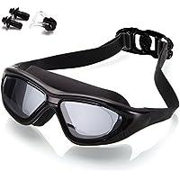 Naga Sports Diver Swimming Goggles - Anti Fog Anti...