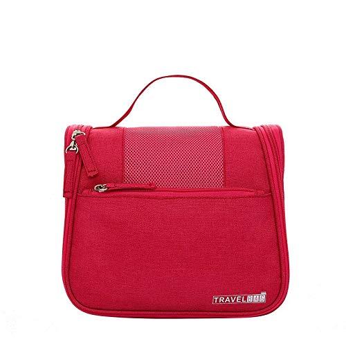 Trexee Toiletry Bag Travel Organizer Cosmetic Bags Makeup Bag with Hook and Handle Waterproof Cosmetic Bag DOP Kit…