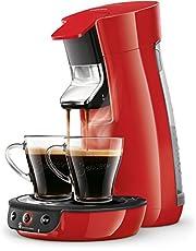 Philips Senseo Viva Café Duo Select Koffiepadapparaat - Twee kopjes tegelijk - Met crèmelaagje - Koffieboosttechnologie voor een rijkere smaak - Intensiteitselectie - Ontkalkingsindicator - HD6563/80