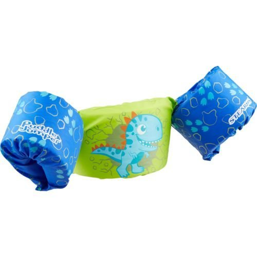 Stearns Kids' Puddle Jumper Dinosaur Life Jacket,fits kids 30-50 lbs