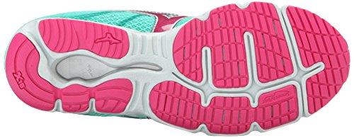 Running Shoe Purple Fuchsia Women's Wave Malibu Hitogami Mizuno Blue 3 IwR6Wq