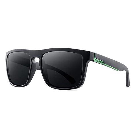 Dulan Gafas de Sol Espejo Gafas polarizadas UV400 Gafas de ...
