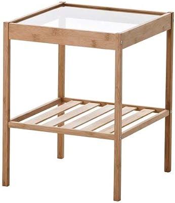 IKEA Nesna Mesita de Noche para Sala de Estar, Mesa de Cocina ...