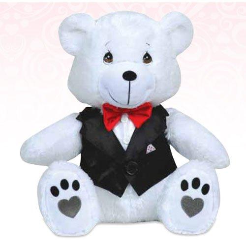 113500 Teddy Plush Precious Moments
