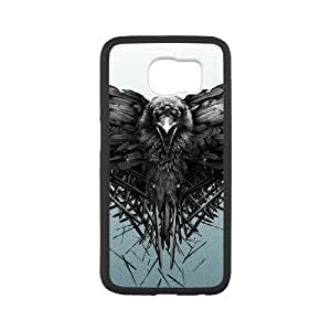 SamSung Galaxy S6 phone cases White Game of Thrones cell phone cases Beautiful gifts JUW80979323