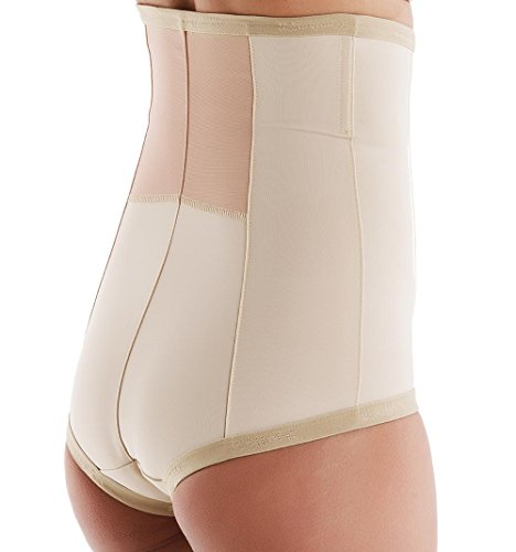 4771116f597 Postpartum Support Girdle Belt w zipper Support Belly Band Medical-Grade  Compression Bellefit  Amazon.co.uk  Health   Personal Care