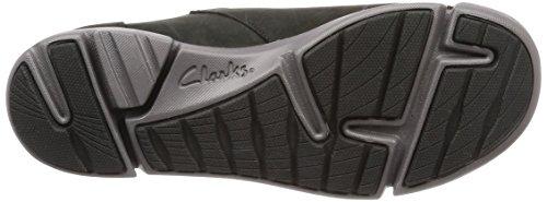 CLARKS Calzado Deportivo Para Mujer, Color Negro, Marca, Modelo Calzado Deportivo Para Mujer Tri Lily Negro Negro