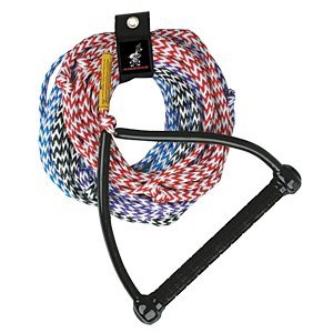 AIRHEAD Watersports AIRHEAD Water Ski Rope 4 Section 75