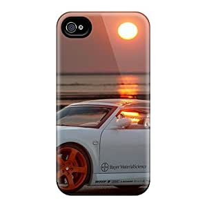 Back Cases Covers For Iphone 6plus - Sunset Porsche