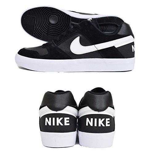 Nike black Vulc Delta Noir anthracite Skateboard De white white 010 Garon Chaussures Sb Force rgzxrn