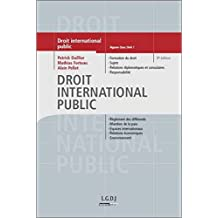 Droit international public (8e édition)