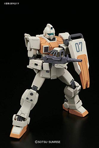HGUC 1/144 GM Ground Type Plastic Model from Mobile Suit Gundam The 08th MS Team