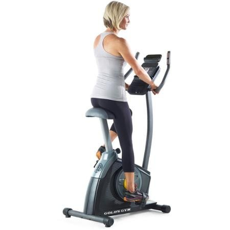 Gold's Gym Cycle Trainer 300 Ci Exercise Bike with iFit Bluetooth Smart Technology Increase Cardio , Lose Weight , Tighten & Tone