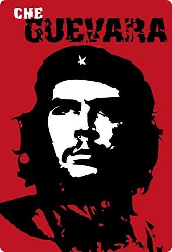 Cartel de Chapa genérica 20 x 30 cm Che Guevara Cuba Revolution Cuba Cartel nostálgico: Amazon.es: Juguetes y juegos