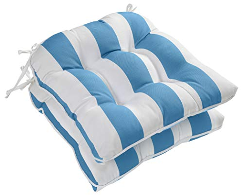 Light Blue Outdoor Cushions