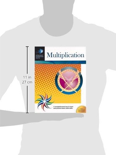 Multiplication (Straight Forward Math Series): Stan Collins ...