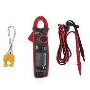 MagiDeal UT210D Mini Digital Clamp Multimeter AC/DC Volt Amp Capacitance Temperature Meter