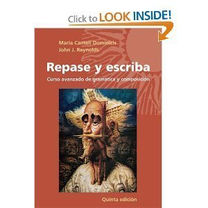 Repase y escriba (text only) 5th (Fifth) edition by M. C. Dominicis,J. J. Reynolds ( Paperback )