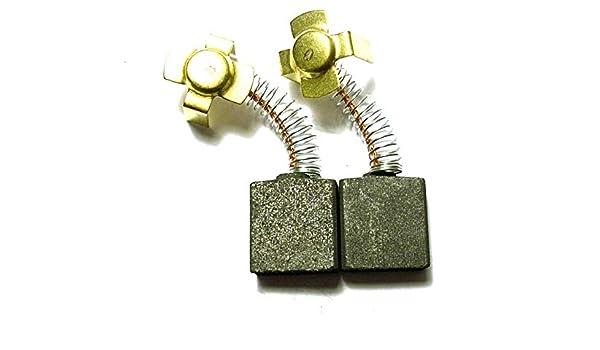 escobillas de carb/ón GOMES compatible Hitachi G 23 SR G 23 SRU