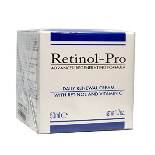 (Retinol Pro Advanced Regenerating Formula Anti Age Day Moisturizer, 1.7oz)