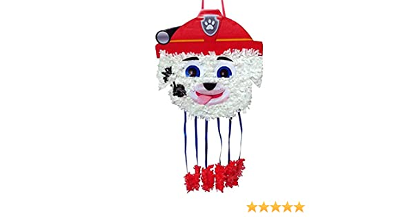 DISBACANAL Piñata Marshall Patrulla Canina Mediana