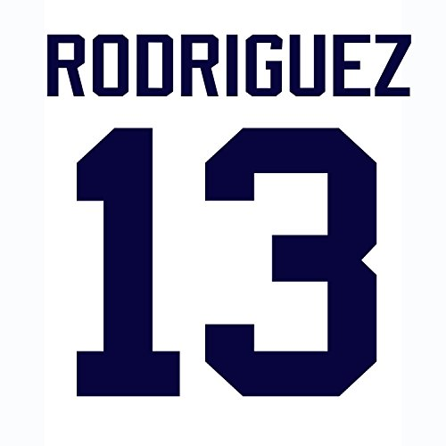 Alex Rodriguez New York Yankees Jersey Number Kit, Authentic Home Jersey Any Name or Number Available