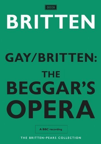 Gay, John / Britten, Benjamin - The Beggar's Opera [DVD] [2009] by