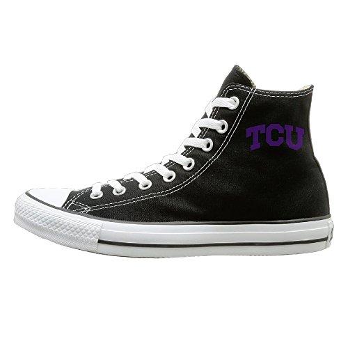 unisex-classic-texas-christian-university-tcu-slip-on-shoes-black-size35