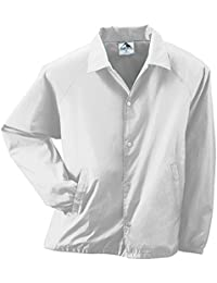 Amazon.com: White - Lightweight Jackets / Jackets & Coats ...