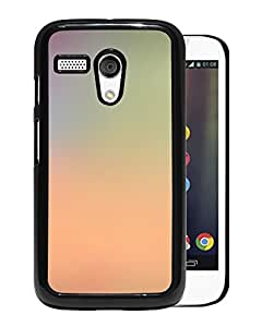 Unique Designed Cover Case For Motorola Moto G With Kin Under Pink Gradation Blur Wallpaper Phone Case