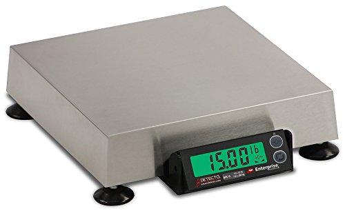 "Detecto APS15 Enterprise POS/Logistics Scale, Electronic, 10"" x 10"", 15 lb. x .01 lb."