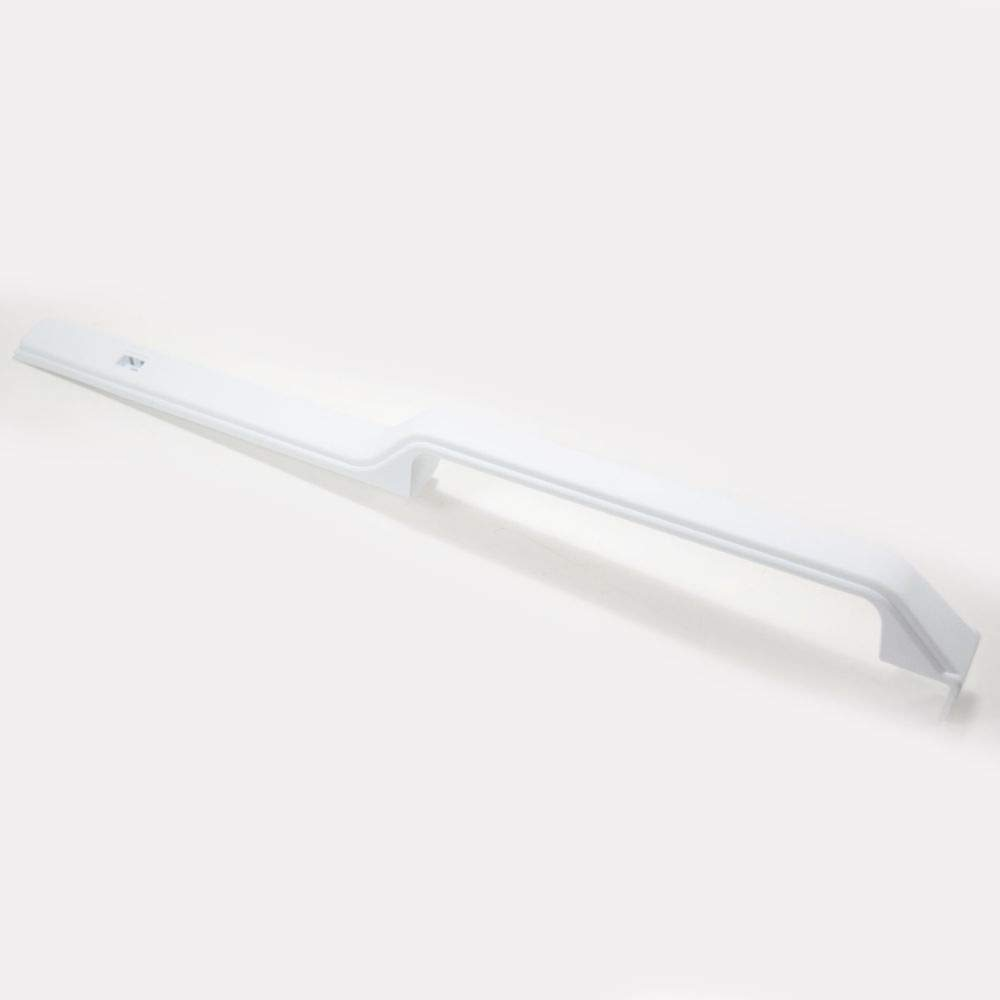 Ge WR12X10965 Refrigerator Door Handle (White) Genuine Original Equipment Manufacturer (OEM) Part White