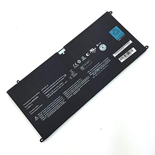 7xinbox 14.8V 3700mAh 54Wh L10M4P12 Replacement Battery for Lenovo IdeaPad U300 U300s-IFI U300s-ISE, Lenovo Yoga 13 Yoga13-IFI Yoga13-ISE Yoga13-ITH Series (4ICP5/56/120)
